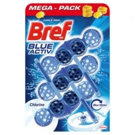 Bref Blue Aktiv Chlorine 3x50 g