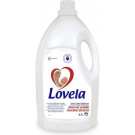 Lovela Sensitive Color prací gel 4.7L 50 dávok