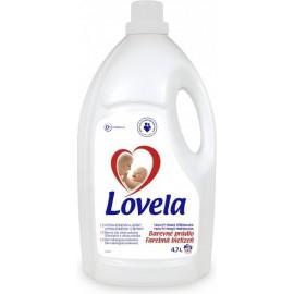 Lovela Sensitive Color prací gel 4.7L 50 dávok