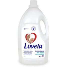 Lovela Sensitive Prací gel Biele prádlo 50 dávok 4.7L