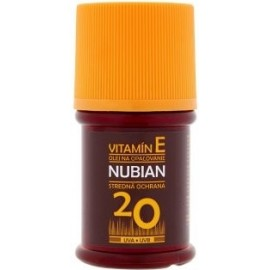 Nubian OF 20 olej 60ml