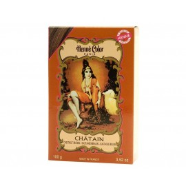 Chatain Henna Powder, Henné Color 100g - Gaštanová