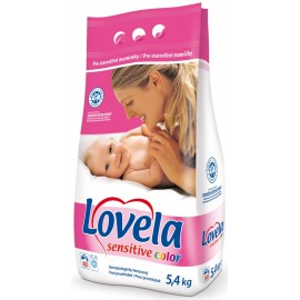 Lovela Color Sensitive prací prášok 5,4 kg