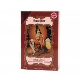 Auburn Henna Powder, Henné Color 100g - Bordová