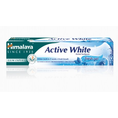 Zubná pasta Active white fresh Himalaya Herbals