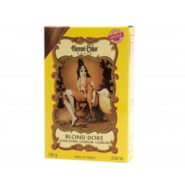 Blond Doré Henna Powder, Henné Color 100g - Blond zlatá