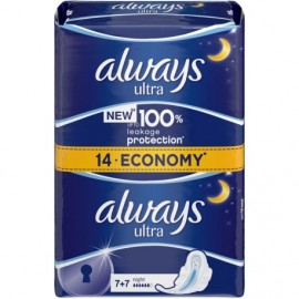Always Ultra Night 14 ks