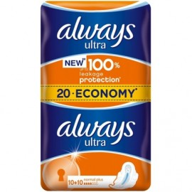 Always Ultra Normal Plus 20 ks
