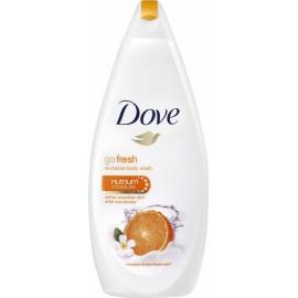 Dove Go Fresh revitalize- vyživujúci sprchový gél s vôňou mandarinky a kvetov tiaré 250 ml