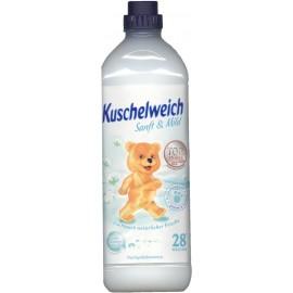 Kuschelweich Sanft & mild Aviváž 1L biela