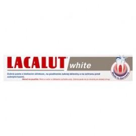 Lacalut Zubná pasta White 75 ml