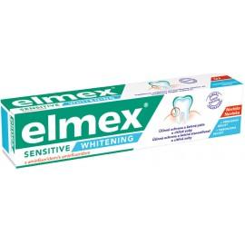 Elmex Zubná pasta Sensitive White 75ml