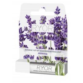Aknestop- Antiakné roll-on na problematickú pleť s irisom 5ml Ryor