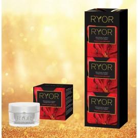 Výživný krém so zlatom a arganovým olejom 50ml Ryor